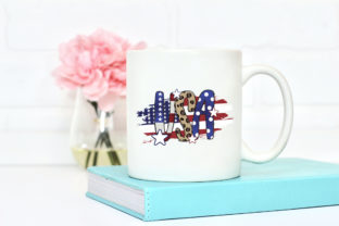 4th of July Sublimation Bundle Graphic Crafts By CraftlabSVG 10
