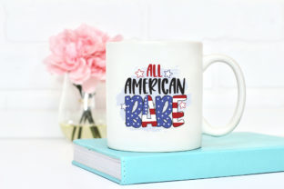 4th of July Sublimation Bundle Graphic Crafts By CraftlabSVG 4