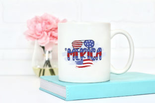 4th of July Sublimation Bundle Graphic Crafts By CraftlabSVG 7