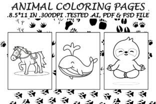 Animals Coloring Pages 14 - Kdp Interior Graphic Coloring Pages & Books Kids By Kdp Speed