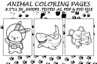 Animals Coloring Pages 15 - Kdp Interior Graphic Coloring Pages & Books Kids By Kdp Speed