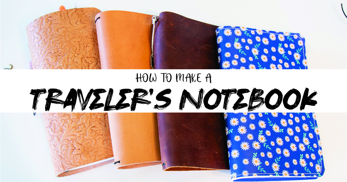 How to make a Traveler's Notebook main article image