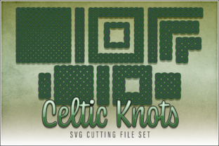 Print on Demand: Celtic Knots SVG Cutting File Graphic 3D SVG By gentlemancrafter