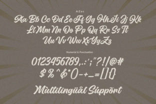 Print on Demand: Hundred Miracles Display Font By Subectype 10