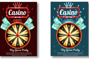 Poker Night Flyer Template Graphic Print Templates By Print Template Designer