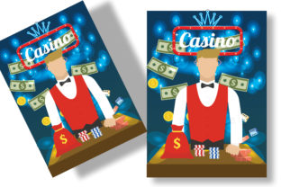 Poker Tournament Flyer Graphic Print Templates By Print Template Designer