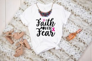 Faith over Fear Graphic Print Templates By designstore
