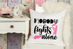 Nobody Fights Alone Graphic Print Templates By designstore