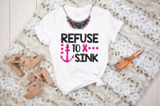 Refuse to Sink Graphic Print Templates By designstore
