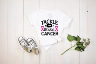 Tackle Breast Cancer Graphic Print Templates By designstore