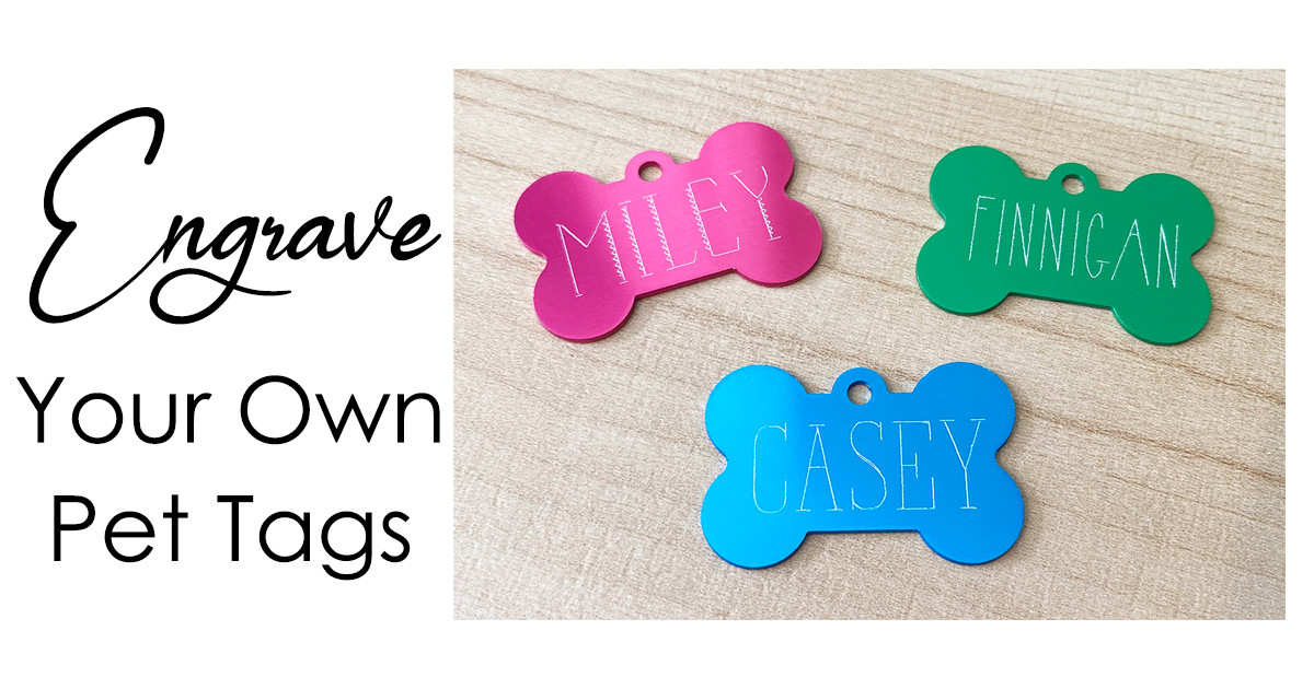 Engrave Your Own Pet Tags main article image