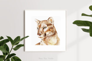 Modern Watercolor Rainforest Collection - 2