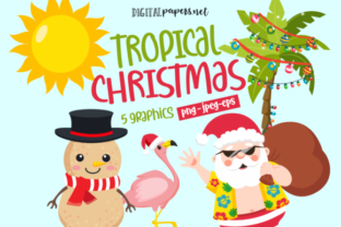 Print on Demand: The Cute Christmas Collection Graphic Illustrations By DigitalPapers 10