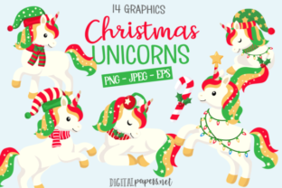 Print on Demand: The Cute Christmas Collection Graphic Illustrations By DigitalPapers 9