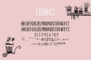 Print on Demand: Enjoy the Little Things Script & Handwritten Font By Fillo Graphic 13