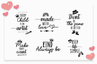 Print on Demand: Enjoy the Little Things Script & Handwritten Font By Fillo Graphic 4