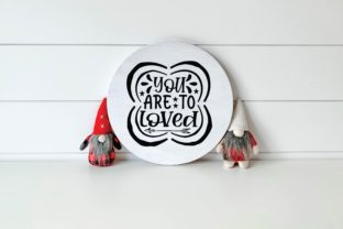 You Are to Loved Graphic Print Templates By designstore