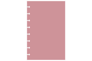 Discbound Page Planner Craft Cut File By Creative Fabrica Crafts