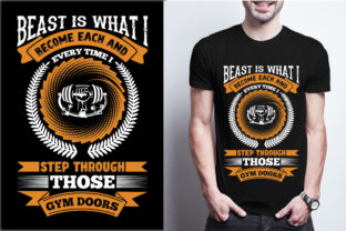 Beast is What I Become Each and Every Ti Graphic Print Templates By craftbundle