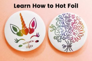 Learn How to Hot Foil with Minc Classes By jenskinner1983