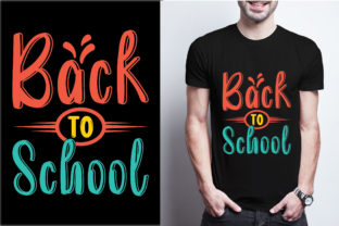Back to School Graphic Print Templates By craftbundle