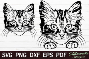 Print on Demand: Cats Graphic Graphic Templates By SoMemorableDesigns