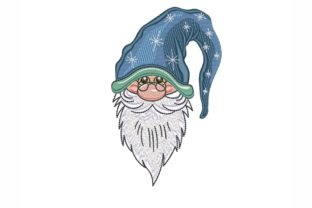 Gnome Christmas Embroidery Design By NinoEmbroidery