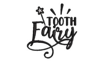 Tooth Fairy Fairy Tales Embroidery Design By Embroidery Designs