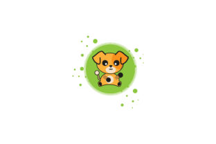 Animal Icon with Circle Background Graphic Icons By bejosaklawasestudio