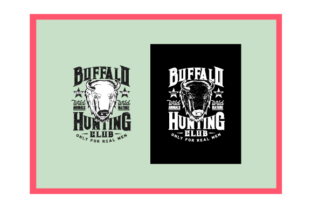 Hunting Tshirt Prints Premium Vector. Graphic Print Templates By Opulent Graphic