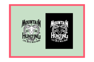 Hunting Tshirt Prints Premium Vector Graphic Print Templates By Opulent Graphic