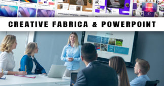 Using Creative Fabrica with PowerPoint and Presentations