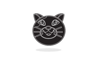 Cat Illustration Cute Line Style Graphic Illustrations By samagata