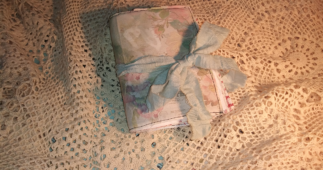 How to Create a Journal with Fabric Pages
