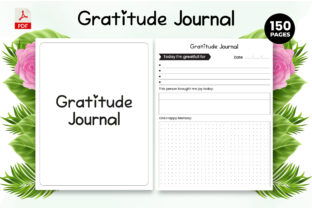 Print on Demand: Daily Gratitude Journal KDP Interior Graphic KDP Interiors By Design invention