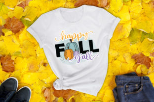 Fall Sublimation Bundle Vol.3 Graphic Crafts By CraftlabSVG 14