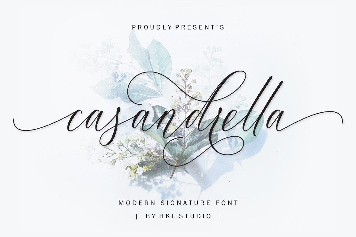 cu freebies - Laudiea is a beautiful script font with a classy, elegant, and modern look.