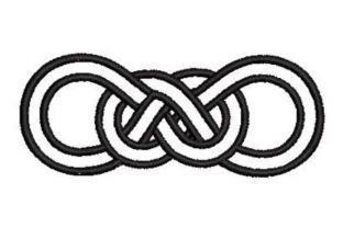 Celtic Knot Shapes Embroidery Design By Embroidery Designs