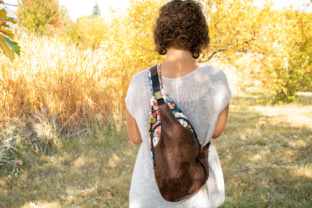 Sling Bag Sewing Pattern Graphic Sewing Patterns By lifesewsavory 1