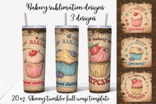 Bakery Sublimation Design Graphic Crafts By nicjulia