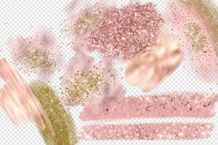 Print on Demand: Princess Paint Elements Clipart Graphic Illustrations By Digital Curio 2