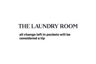 The Laundry Room All Change Left in Pockets Will Be Considered a Tip Laundry Room Craft Cut File By Creative Fabrica Crafts