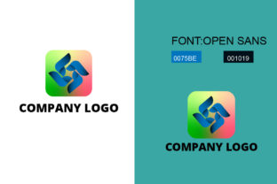 Print on Demand: Modern Business and Company Logo Design Graphic Logos By themesfusion 2