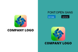 Print on Demand: Modern Business and Company Logo Design Graphic Logos By themesfusion 3