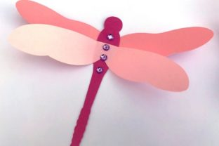 3D Layered Dragonflies and Butterflies 3D SVG Craft Cut File By Creative Fabrica Crafts 7