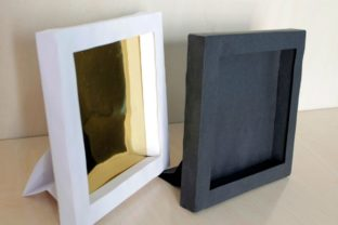3D Shadow Box Frame Template 3D SVG Craft Cut File By Creative Fabrica Crafts 2