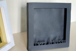 3D Shadow Box Frame Template 3D SVG Craft Cut File By Creative Fabrica Crafts 7