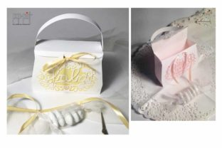 Baby Bag Graphic 3D SVG By patrizia.moscone