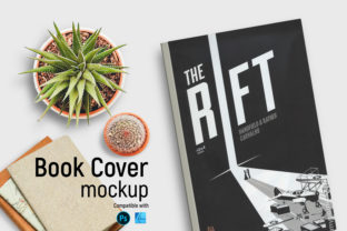 Book Cover | Mockup Graphic Product Mockups By Gumacreative