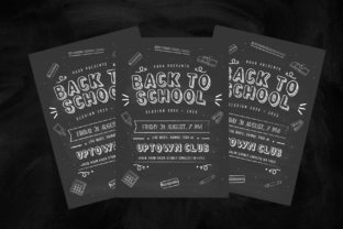 Print on Demand: Chalk and Friend Display Font By Alit Design 2